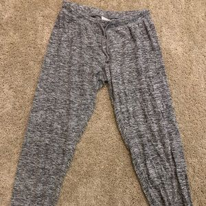 Heather Grey Joggers